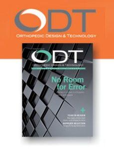 Robert Wertz in Orthopedic Design & Technology